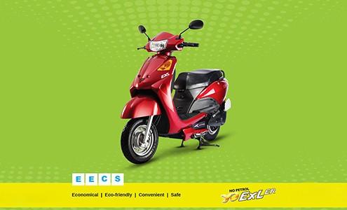 YO EXL - electric scooter