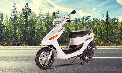 Introducing no-petrol electric scooters