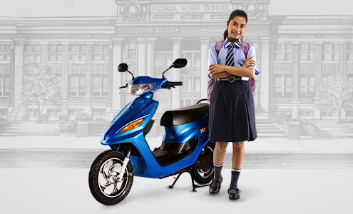 yobykes ideal for your school going child
