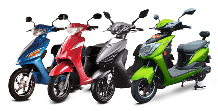 YObykes | Best Electric Scooters and e-Bikes in India